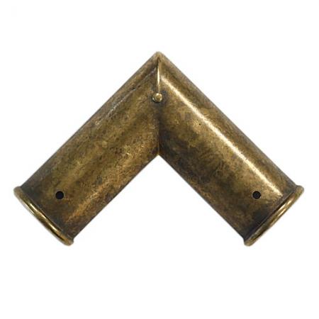 Mässingshörn kan köpas till. Art. nr. 55-55000